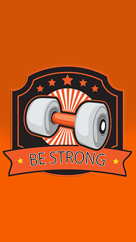 Be Strong Wallpaper For Phone ...