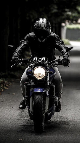 Biker Guy Wallpaper For Phone ...
