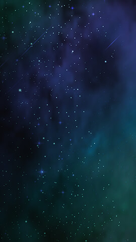 Blue Universe Wallpaper For Phone ...