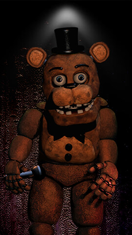 Freddy Bear Wallpaper For Phone ...