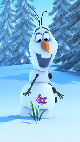 Frozen Olaf Wallpaper For Phone ...