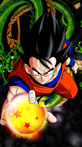 Goku Dragon Ball Wallpaper For Phone ...