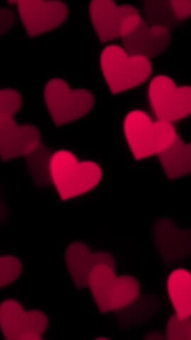 Heart Bokeh Wallpaper For Android ...