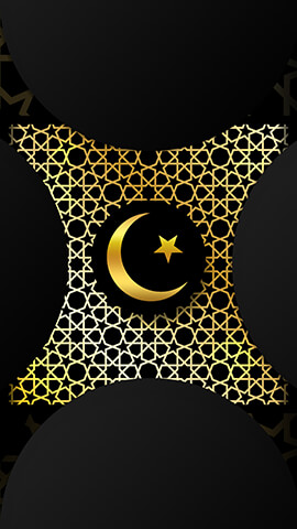Islam Gold Wallpaper For Phone ...