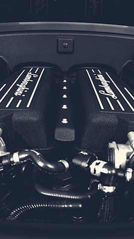 Lamborghini Engine