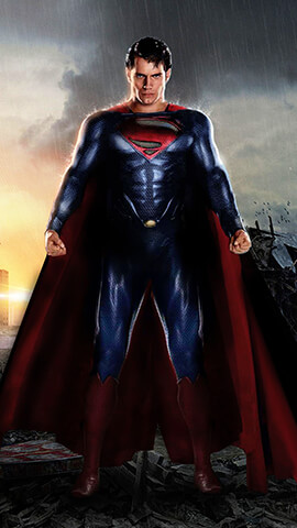 Superman Of Steel