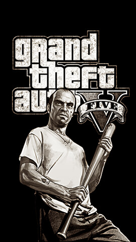 Trevor Gta 5 Wallpaper For Phone ...