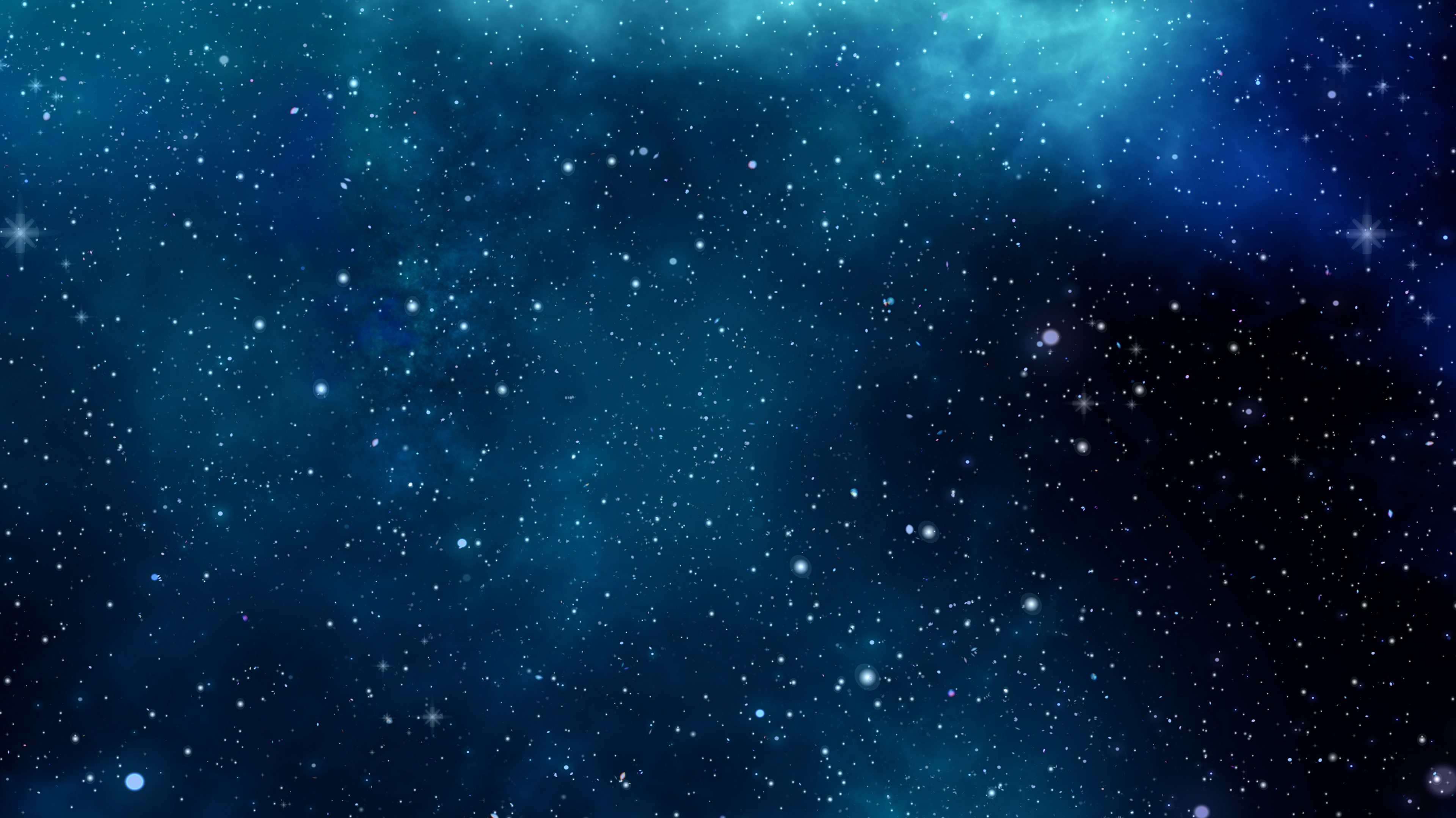 download free hd blue space desktop wallpaper in 4k 0065