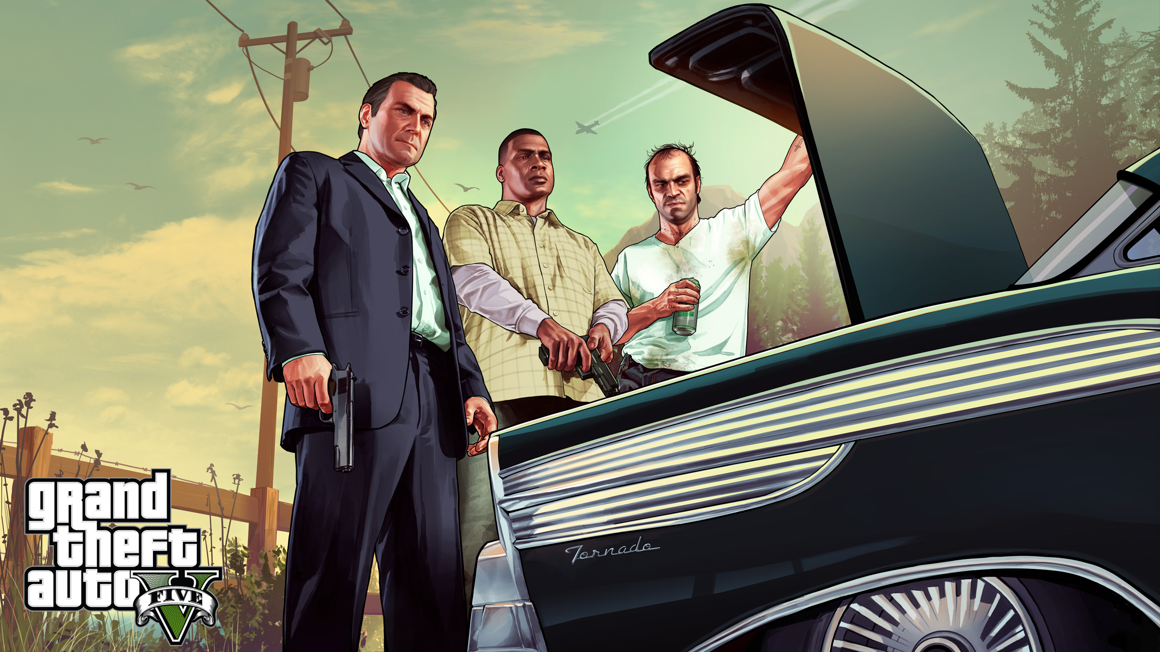 download free hd gta 5 trunk desktop wallpaper in 4k 0236