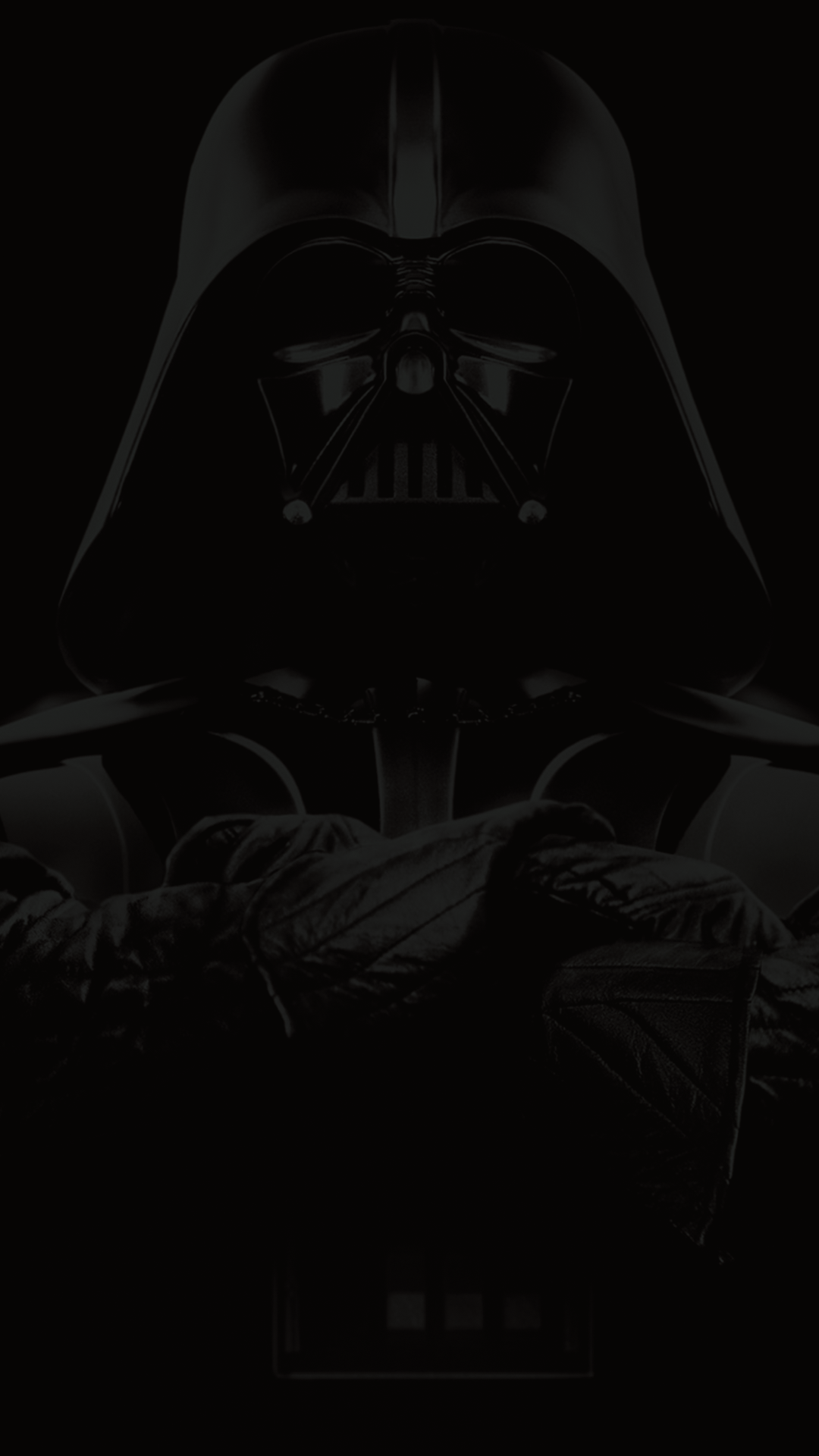 Ultra Hd Darth Vader Black Wallpaper For Your Mobile Phone 0084