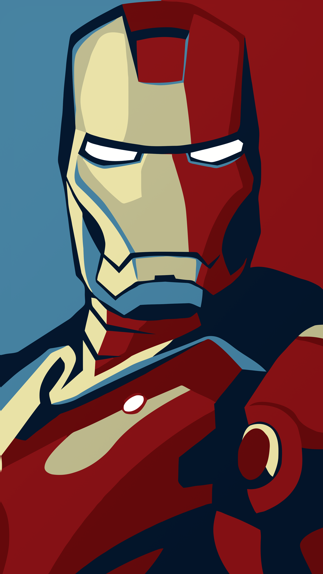 Ultra Hd Iron Man Wallpaper For Your Mobile Phone 0142