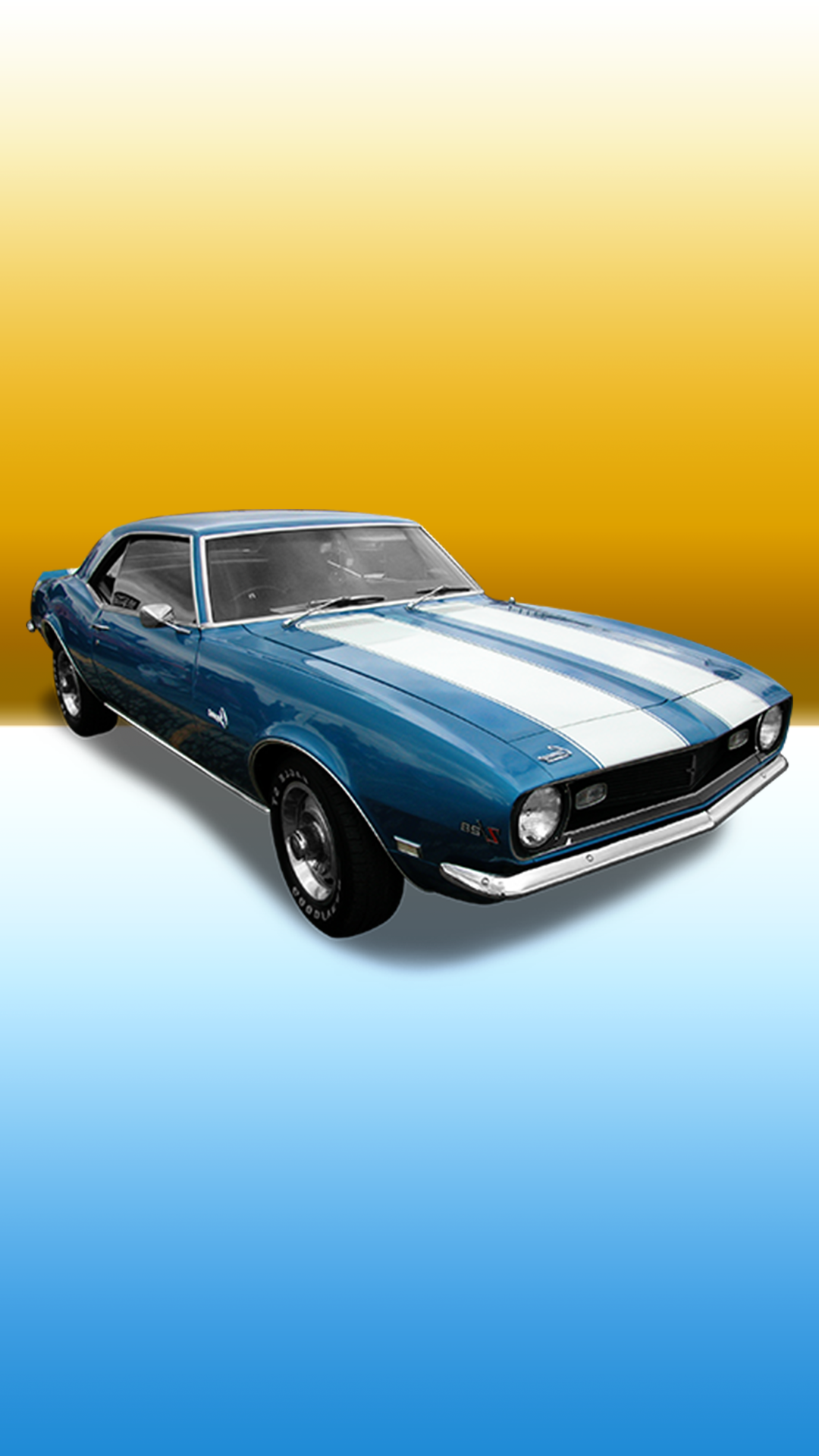 Ultra Hd Muscle Car Wallpaper For Your Mobile Phone 0180