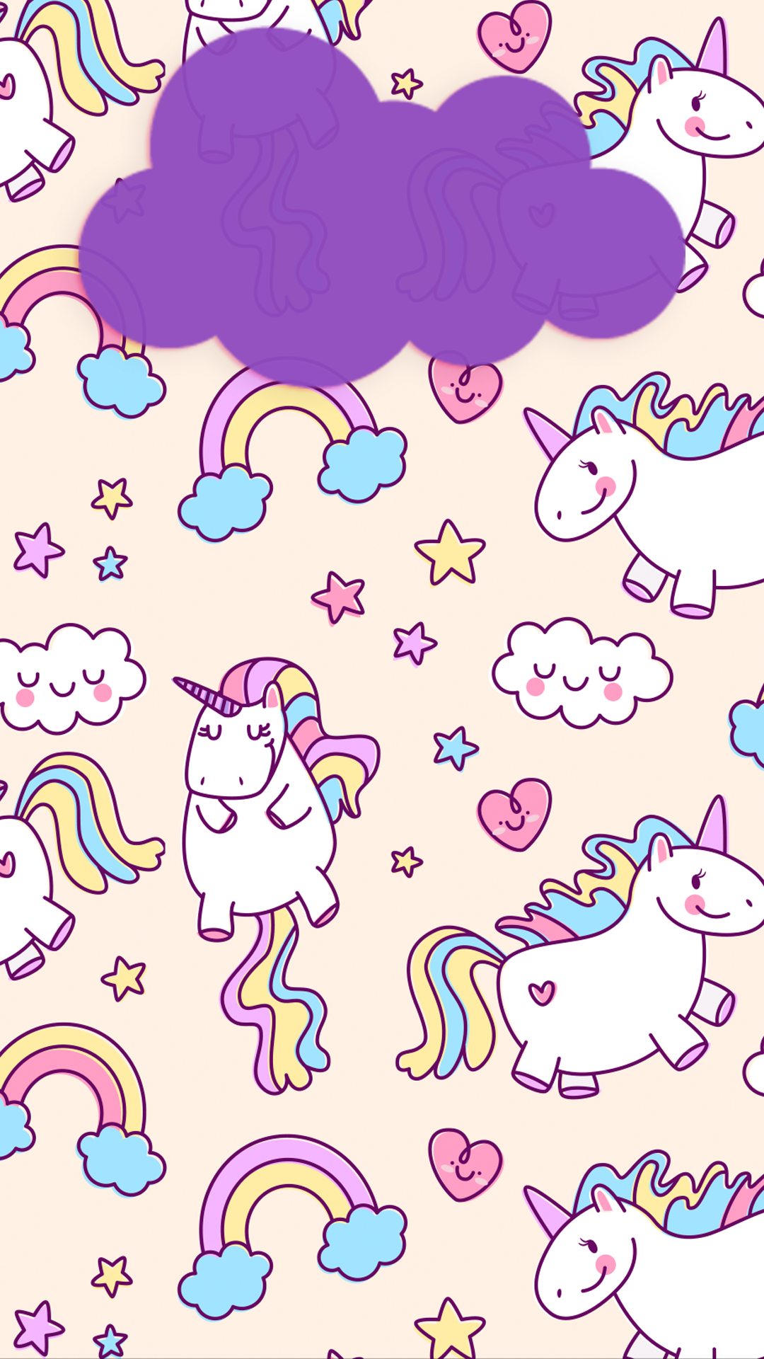 Download Our Hd Pink Unicorns Wallpaper For Android Phones 0481