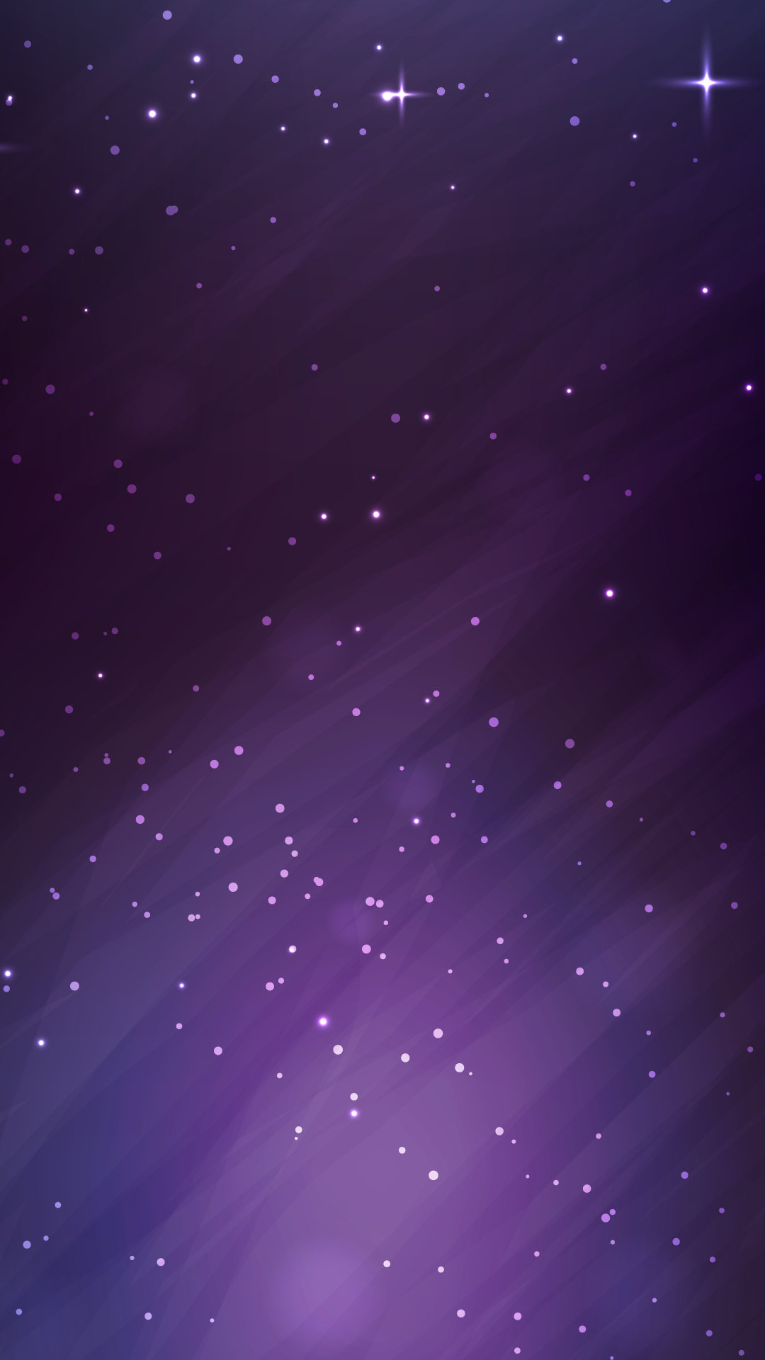 Purple Space 1080 X 1920 FHD Wallpaper
