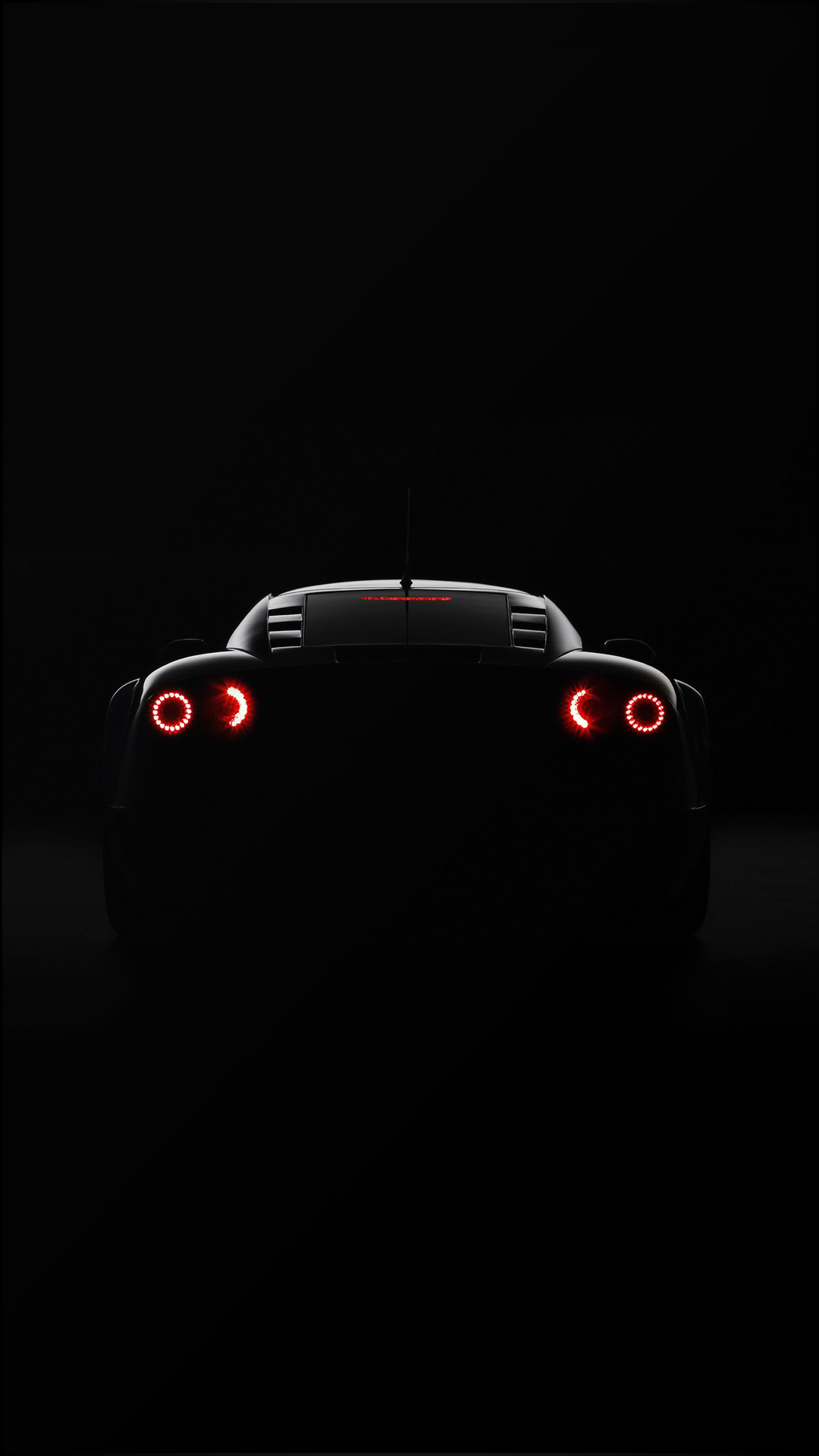 Racing Black 1080 X 1920 FHD Wallpaper