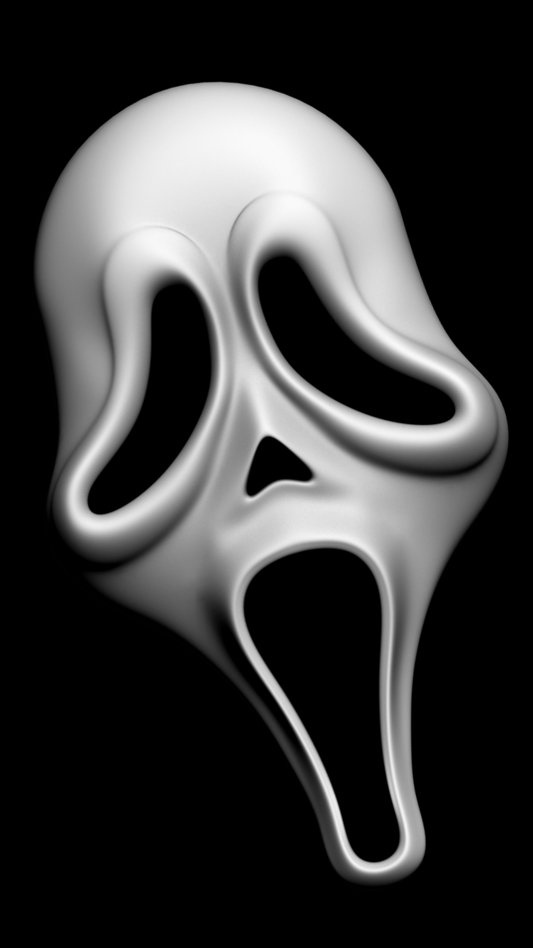 Scream Mask Wallpaper For Android