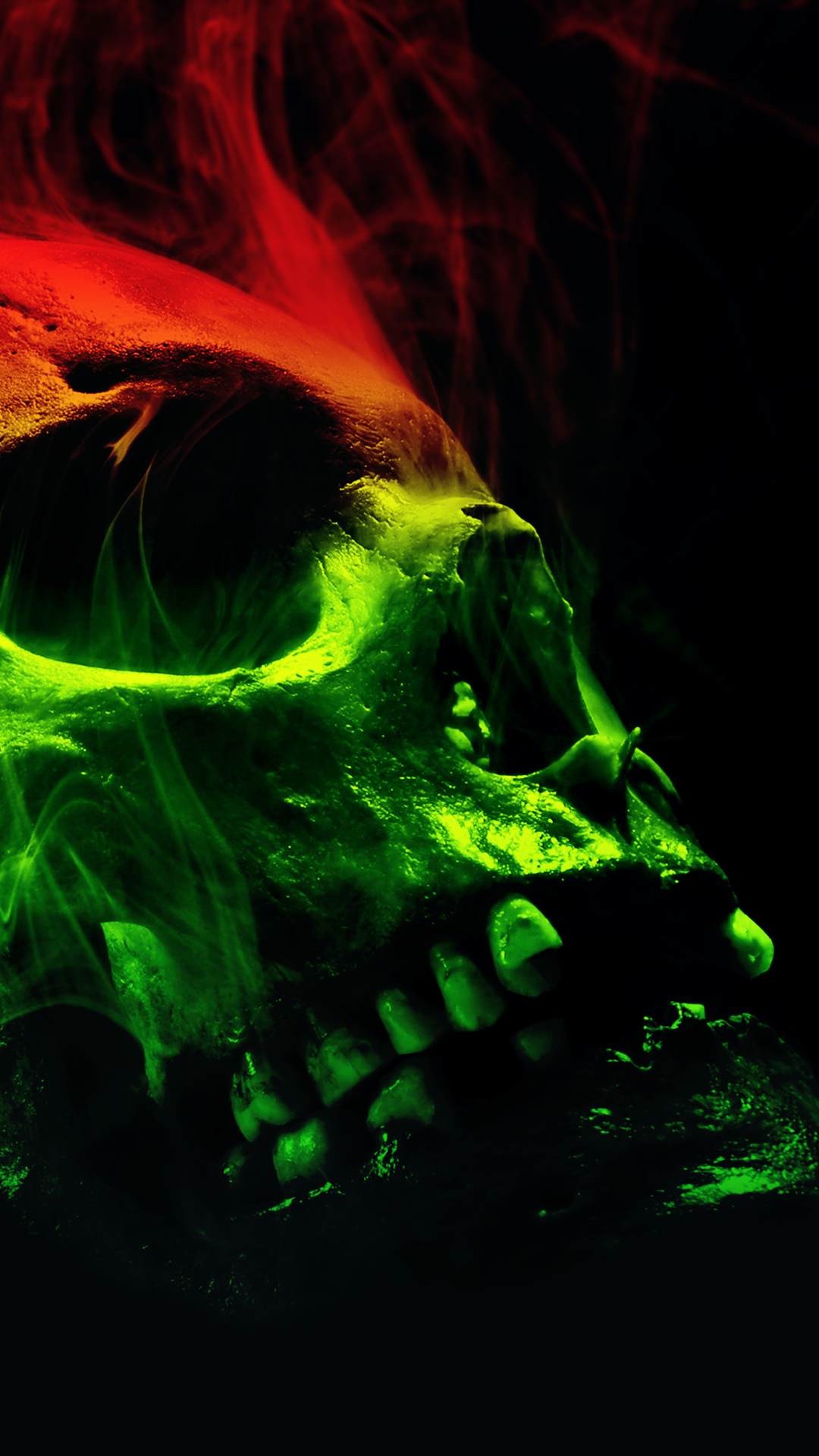 Download Our HD Smoking Skull Wallpaper For Android Phones    0524