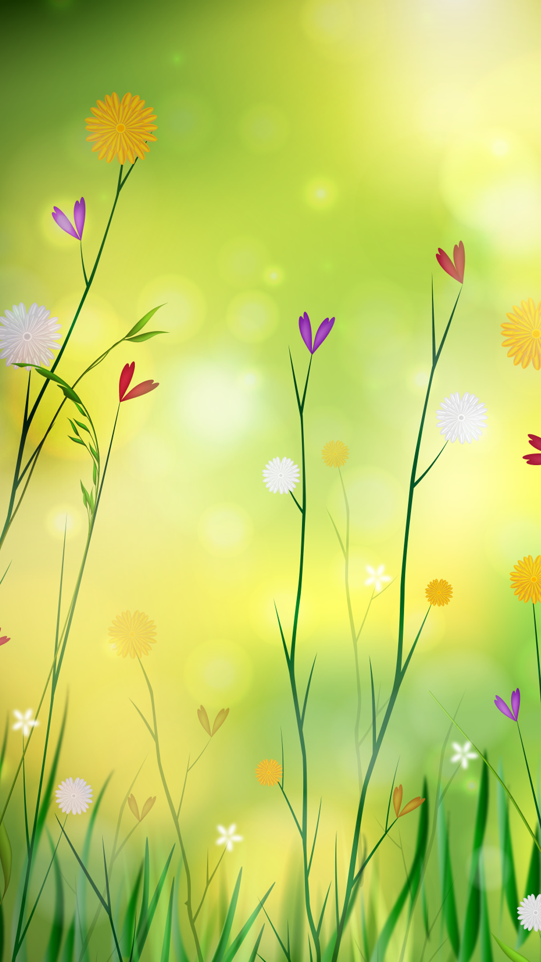 ultra hd spring time flowers wallpaper for your mobile phone 0531