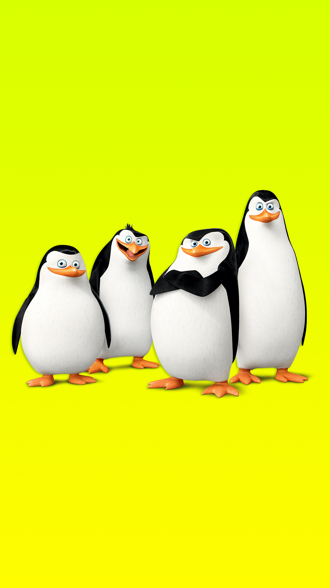 ultra hd the penguins wallpaper for your mobile phone 0546