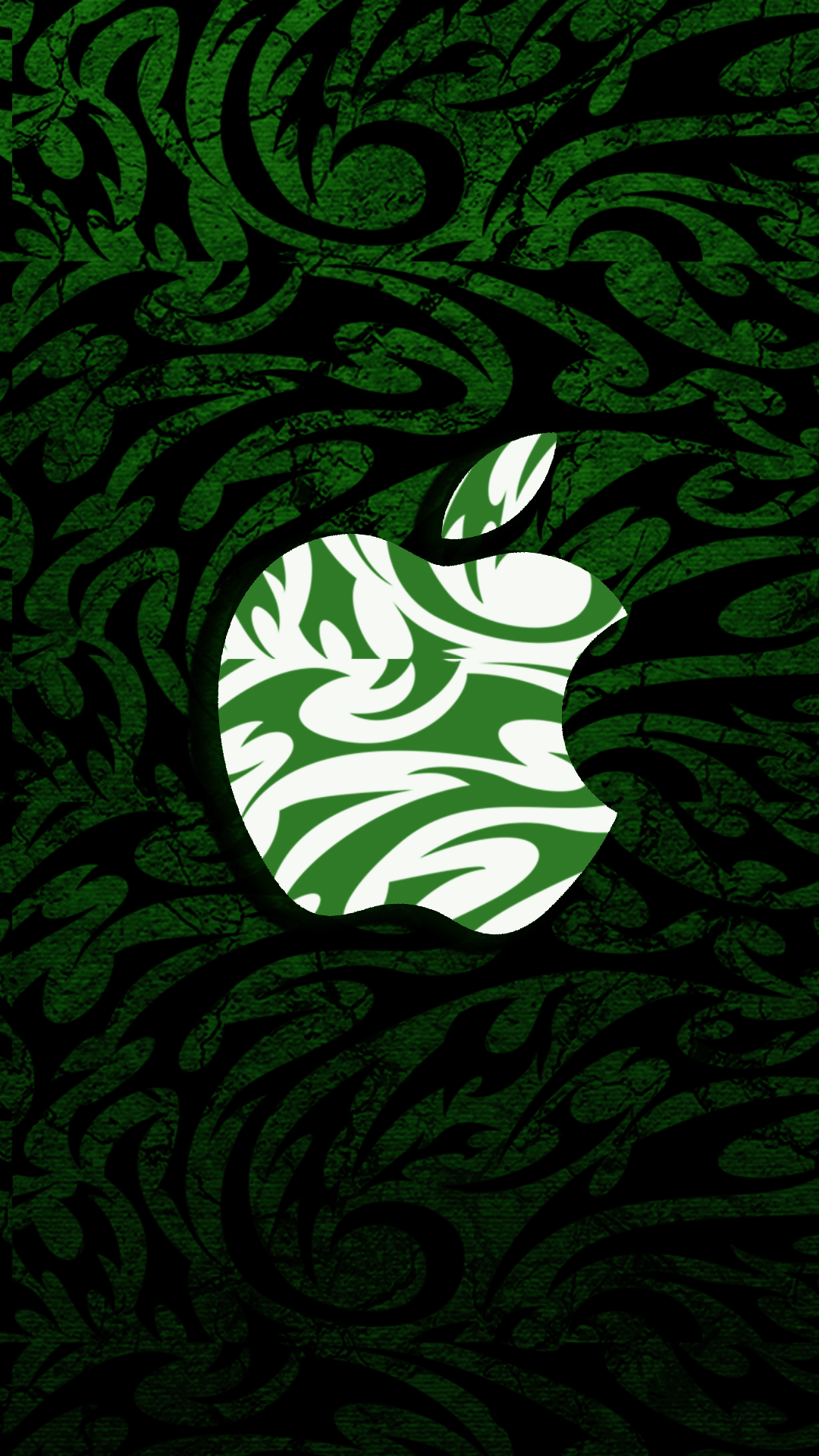 ultra hd tribal apple wallpaper for your mobile phone 0553