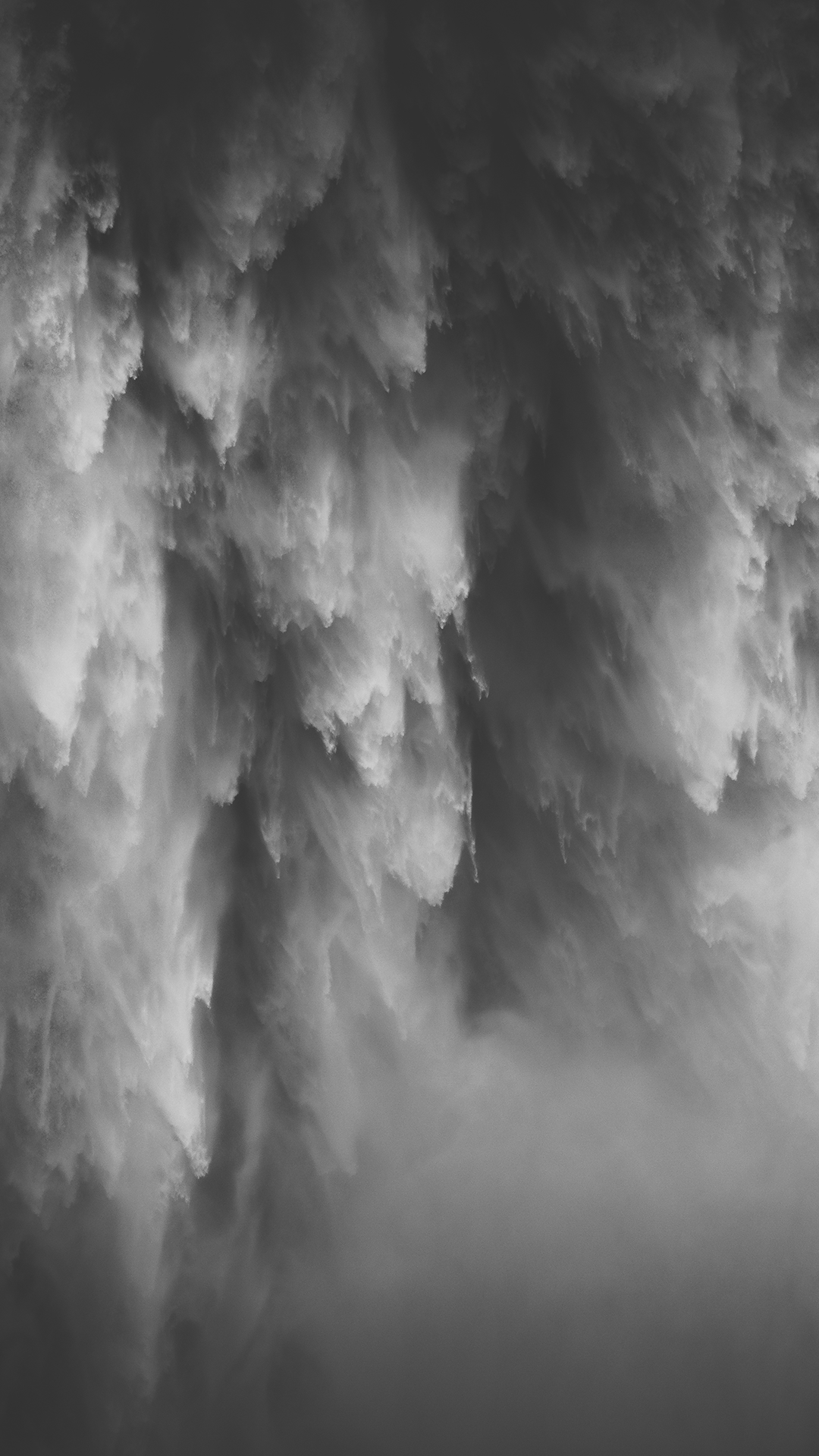 Download Our Hd Waterfall Black Wallpaper For Android Phones