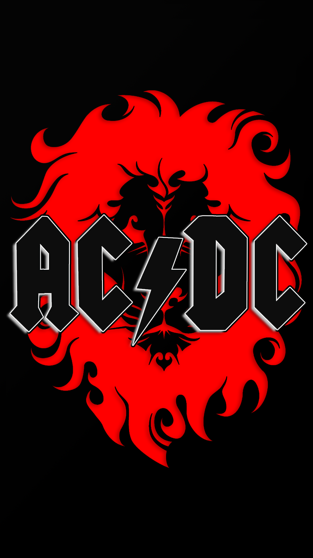 Download Our Hd Acdc Lion Wallpaper For Android Phones 0004
