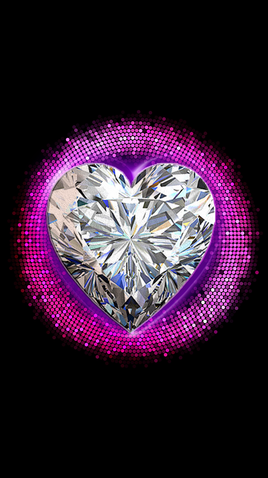 Download Our HD Diamond Bling Wallpaper For Android Phones ...