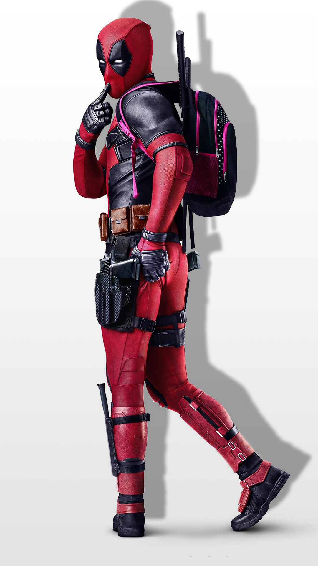 Ultra Hd Deadpool Sexy Wallpaper For Your Mobile Phone 0365